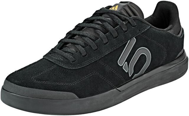 adidas Five Ten Sleuth DLX Mountain Bike Schuhe Herren core blackgrey sixmatte gold